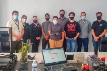 Desarrollan estudiantes del TecNM mano robótica para niño tijuanense