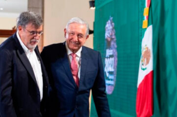 López Obrador nombra nueva consejera jurídica de la Presidencia