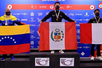 Perú obtiene 8 medallas en el Sudamericano de Bowling Lima 2021
